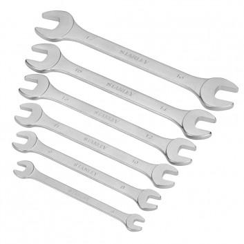 Stanley zestaw kluczy płaskich [8 szt.]