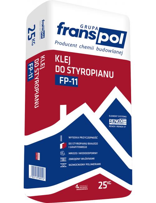 Franspol klej do styropianu FP-11 25kg