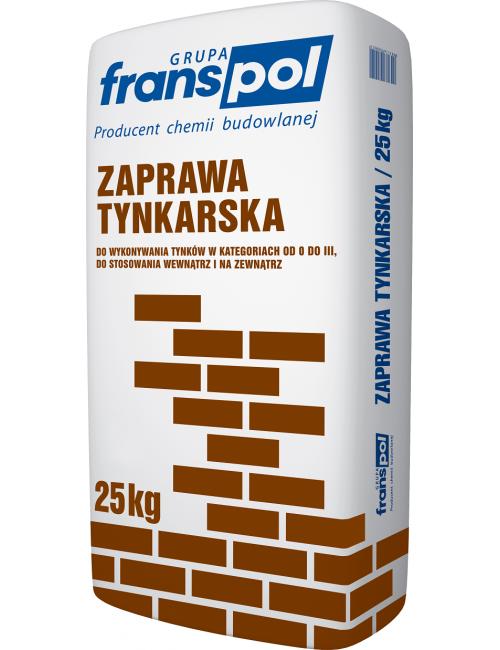 Franspol zaprawa tynkarska ZT-1 25kg