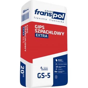 Franspol gips szpachlowy extra GS-5