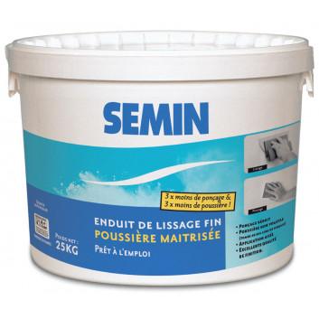 SEMIN gotowa gładź Poussiere Maitrisee PPK 25 kg