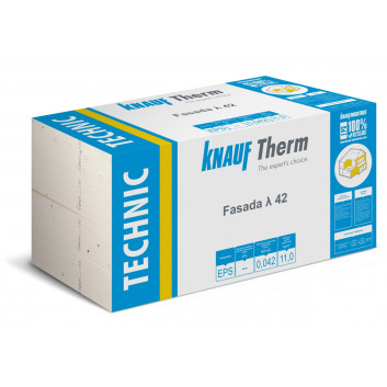 KNAUF Therm TECH Fasada λ 42