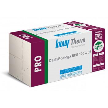 KNAUF Therm PRO Dach/Podłoga EPS 100 λ 36