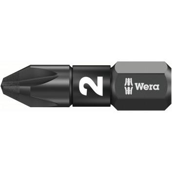 WERA końcówka/grot Impaktor 855/1 [PZ2] 25 mm